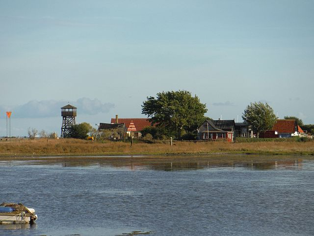 Danish Islands Saltholm Island