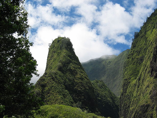 Things to Do in Maui Island Iao valley