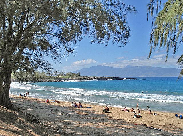Kapalua Beach