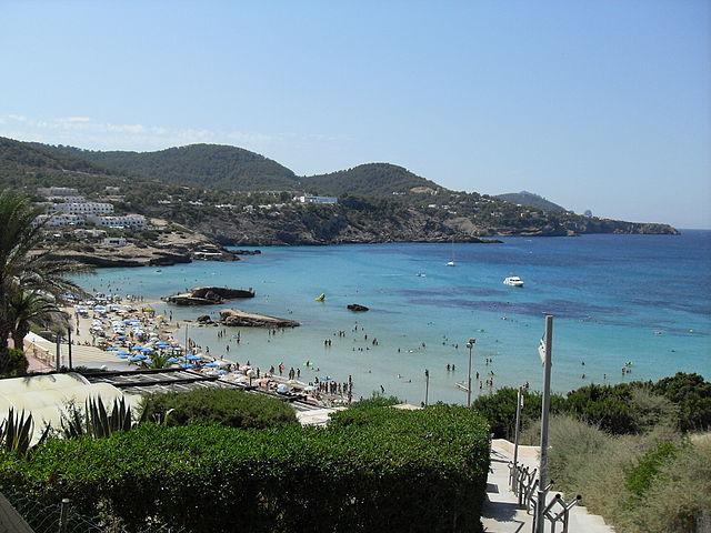 Things to Do in Ibiza Island Cala Tarida Beach