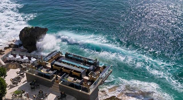 Rock Bar, Bali Island