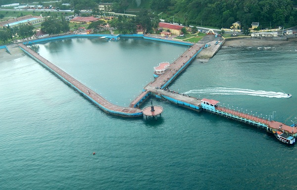 Andaman Islands water sports complex