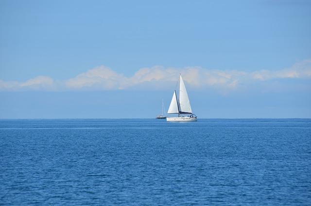 Flotilla Holidays sail boat
