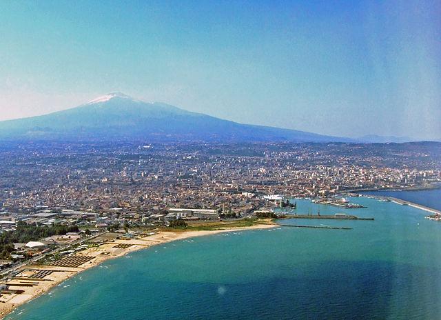 Catania, Mount Etna