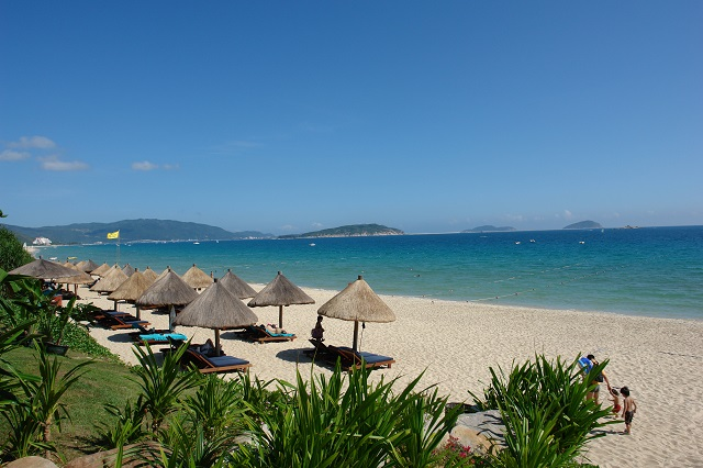 Hainan Island, China for Honeymooners