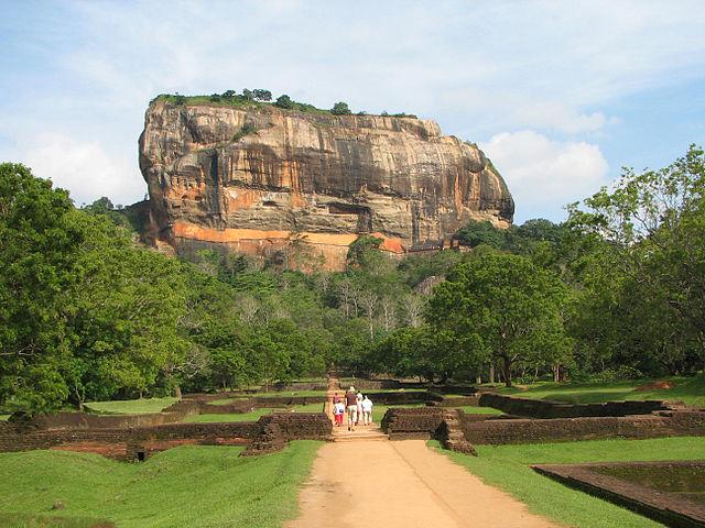 Sigiriya, Kandy