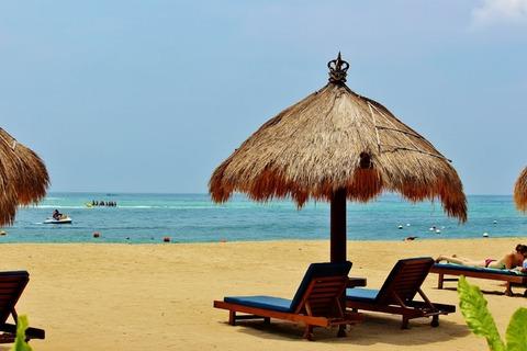 beach in bali island