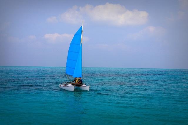 Travel Destination Kadmat Island