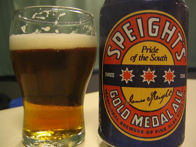 Beer of New Zealand