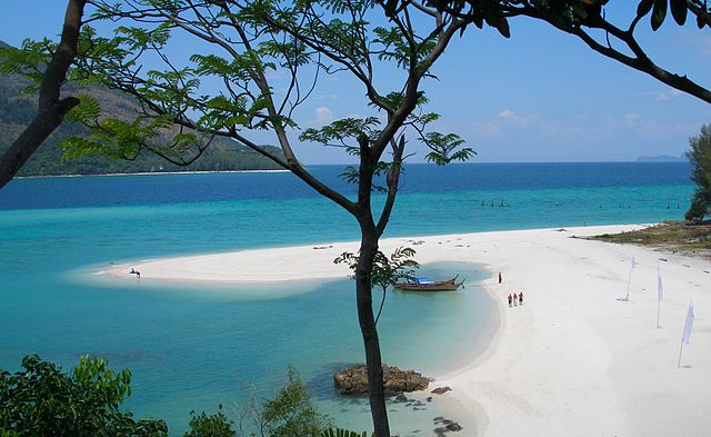 Koh Kood island beach, Thailand