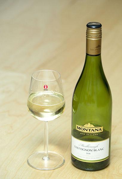 Marlborough wine, New Zealand