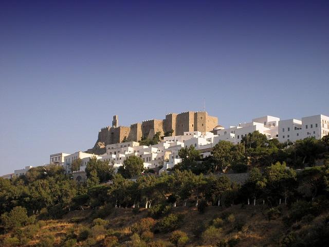 Greek Islands Chora