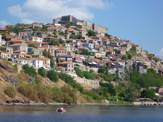 Mithymna Greek Islands