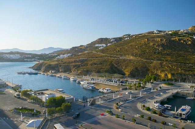 Mykonos greek islands