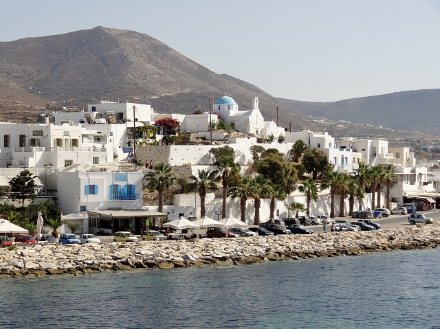 Parikia Paros Greek Islands