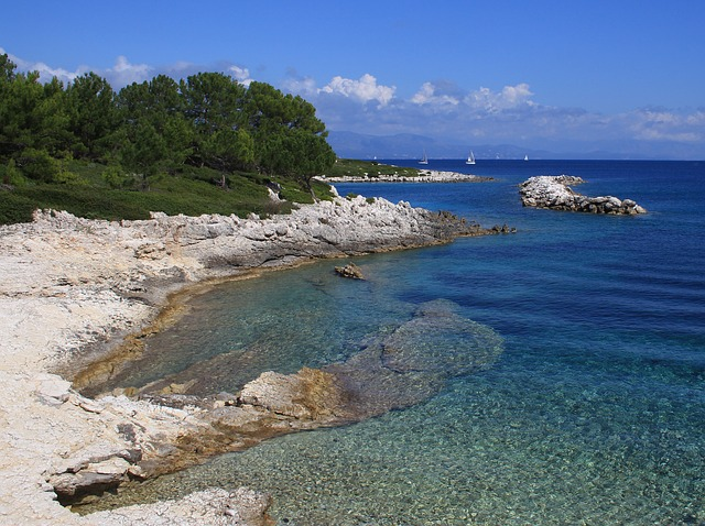 Paxos Islands for the Honeymooners