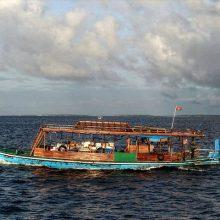 Gaafu Dhaalu Atoll, Maldives