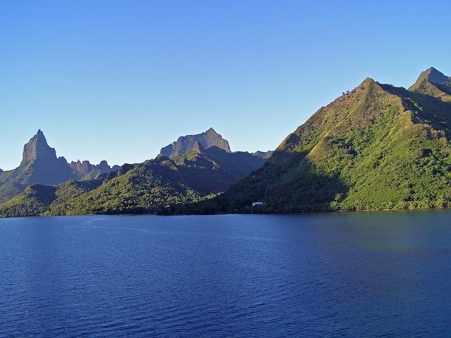 Mo'orea Island, French Polynesia