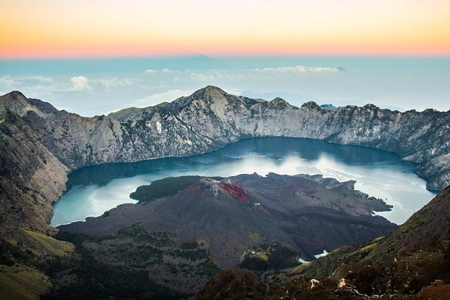 Most Loved Islands Mount Rinjani