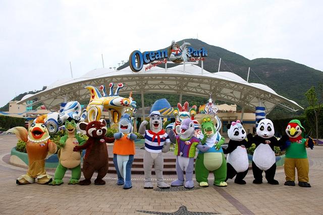 Oceanarium Hong Kong