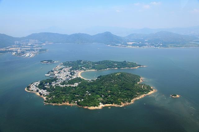 Peng Chau Island, Hong Kong