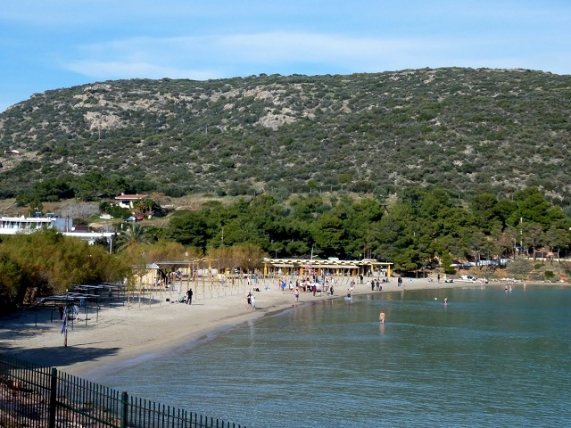 Avlaki Bay, Hydra Islands