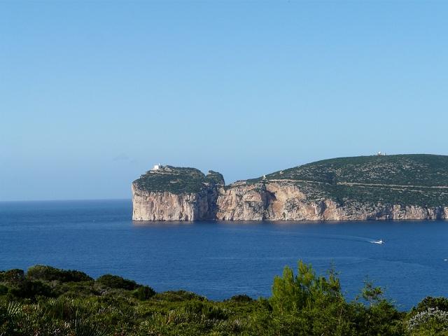 Sardinia Island Capo Caccia