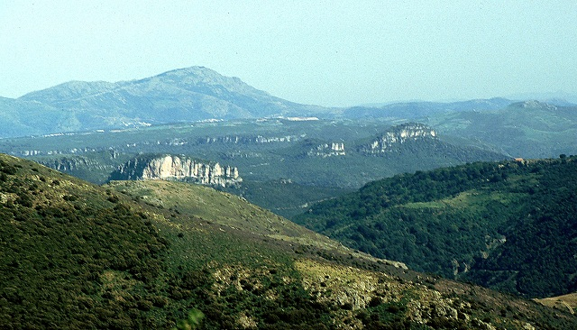 Gennargentu- Sardinia Island