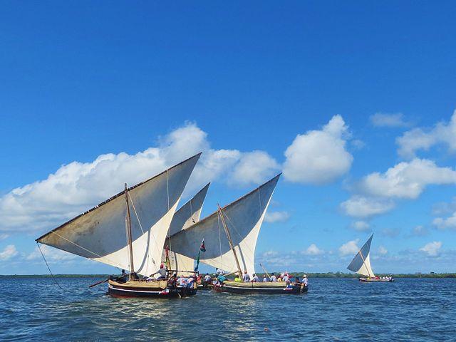 African Islands Lamu Islands