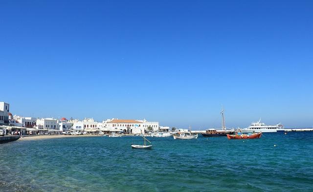 Cruise Destinations Santorini