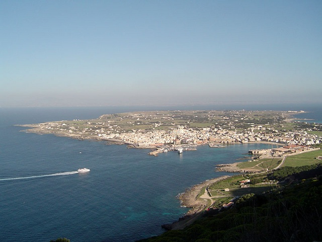 Favignana less Crowded Italian Islands