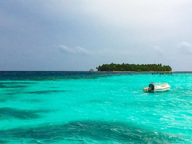 Islands in Maldives