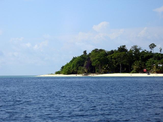 Malaysian Sabah Islands