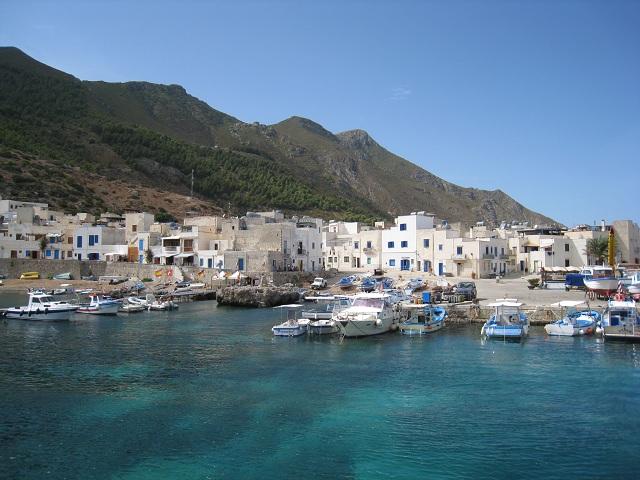 Marettimo less Crowded Italian Islands