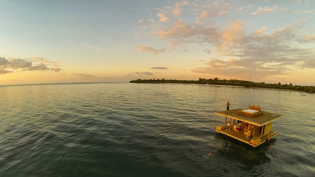 Pemba Island Underwater Room