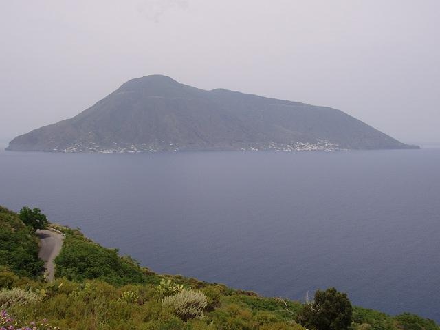 Salina less Crowded Italian Islands