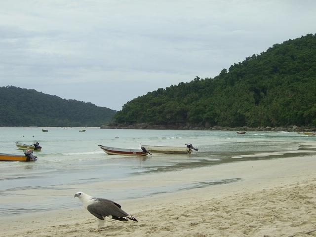 Small Malaysian Sabah Islands
