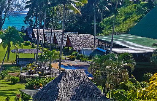 Crusoe's Retreats in Fiji
