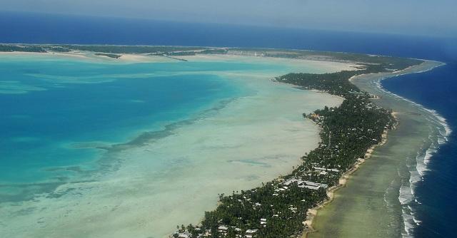 Kiribati Least Visited Island Countries
