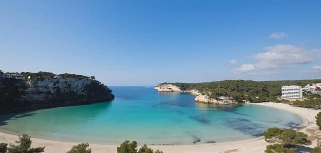 Melia Cala Galdana- Menorca Island