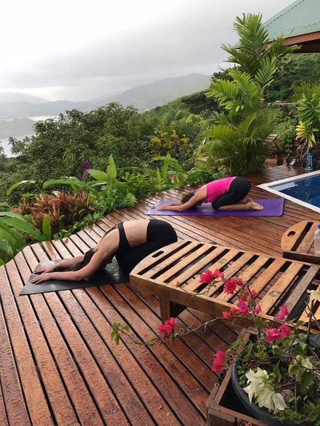Naveria Heights Lodge retreats in Fiji