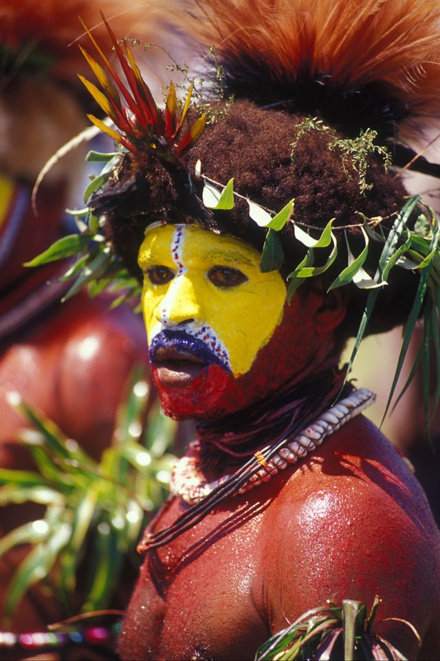 Papua New Guinean