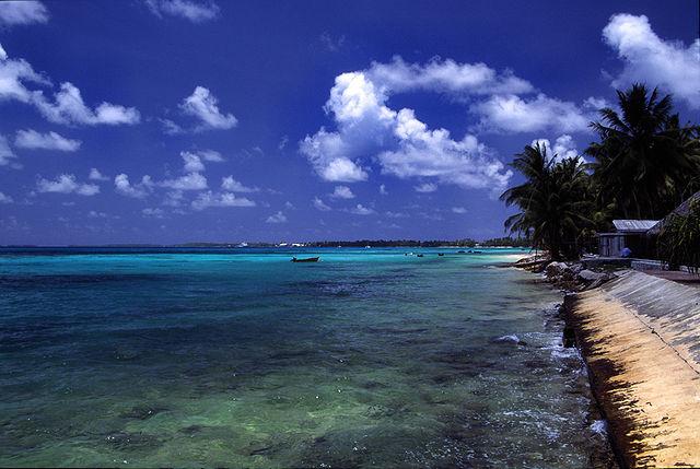 Tuvalu Least Visited Island Countries in Oceania
