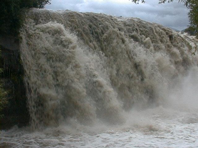Beautiful Waterfalls in South Island