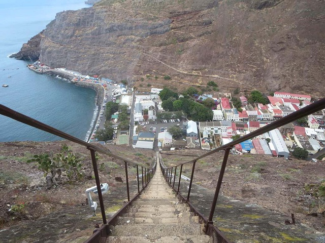 Islands of Africa-St. Helena