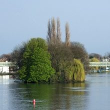 10 Beautiful Eyots in River Thames