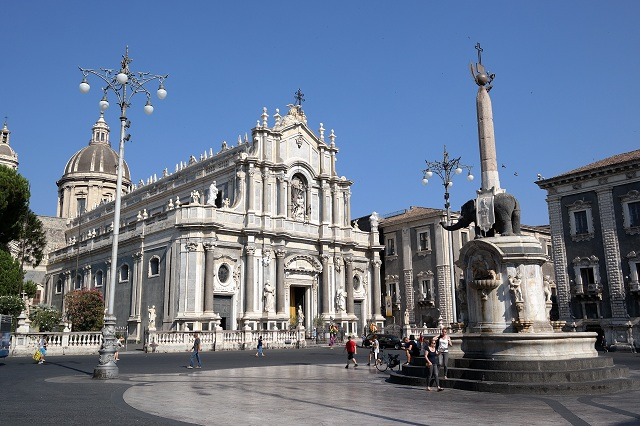 Catania Cathedral Sicily