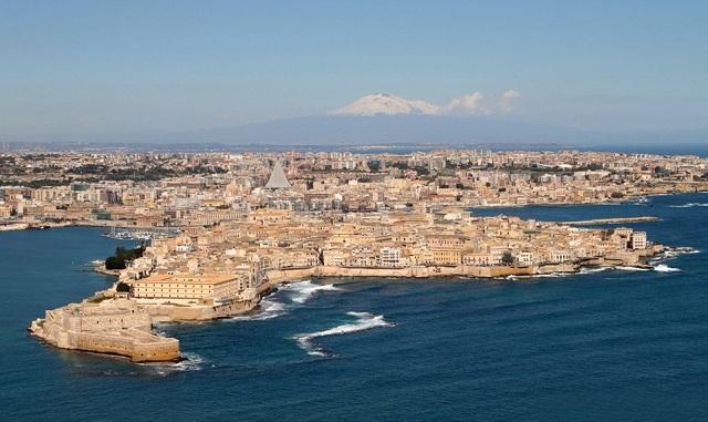 Syracuse city, Sicily