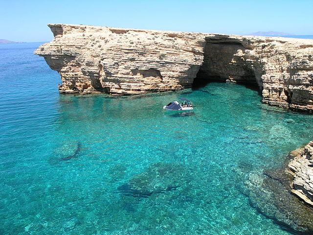 Koufonisia Island