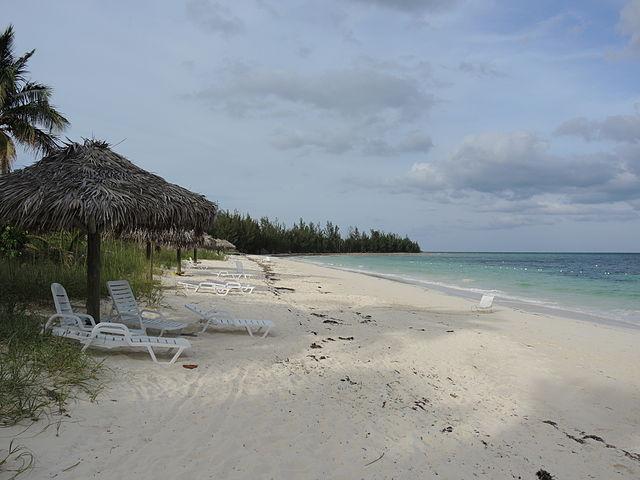 Taino beach, Bahamas Islands